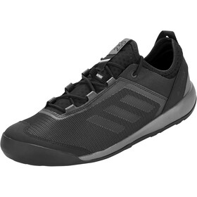 adidas TERREX Swift Solo Shoes Men Utility Black/Core Black/Grey Four